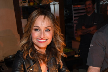 Giada De Laurentiis Celebrity Chefs Light Up The Strip During Vegas Uncork'd By Bon Appetit's 11th Annual Grand Tasting At Caesars Palace