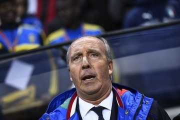 Giampiero Ventura Sweden v Italy - FIFA 2018 World Cup Qualifier Play-Off: First Leg