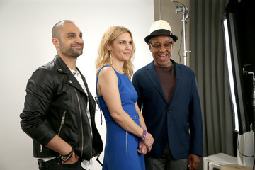 Giancarlo Esposito Rhea Seehorn 2018 WIRED Cafe At Comic Con Presented By AT&T Audience Network - Day 2