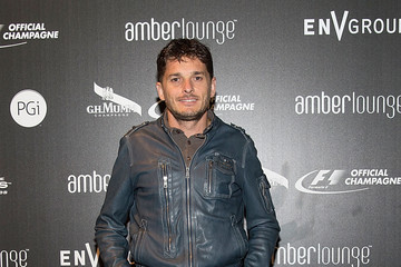 Giancarlo Fisichella G.H.MUMM Victory Lounge Afterparty