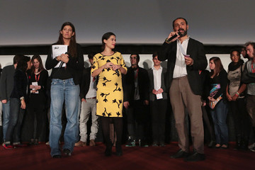 Gianluca Giannelli Alice Nella Citta Award Ceremony - The 7th Rome Film Festival