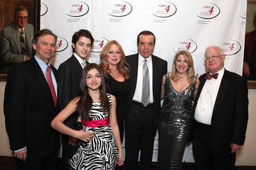 Gianna Palminteri Table 4 Writers Foundation Awards Gala