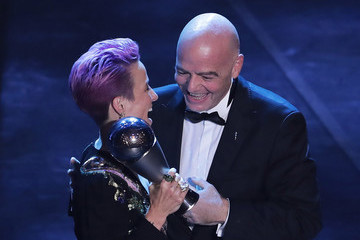Gianni Infantino The Best FIFA Football Awards 2019 - Show
