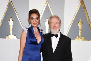 Giannina Facio 88th Annual Academy Awards - Red Carpet Pictures