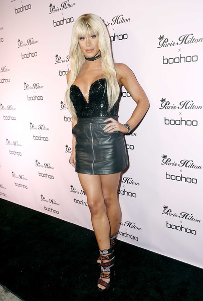 0d5677f1de75 Gigi Gorgeous Photos Photos - Boohoo.com x Paris Hilton Collection ...