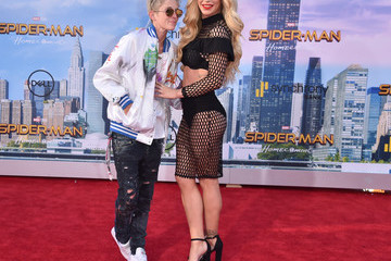 Gigi Gorgeous Premiere of Columbia Pictures' 'Spider-Man: Homecoming' - Arrivals