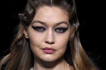 Gigi Hadid Miu Miu : Runway - Paris Fashion Week Womenswear Fall/Winter 2020/2021