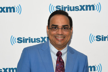 Gilberto Santa Rosa Celebrities Visit SiriusXM - March 23, 2016