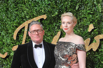 Giles Deacon British Fashion Awards 2015 - Red Carpet Arrivals