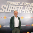 """Gilles Cohen Premiere Of The Movie """"How Did I Become A Super Hero"""" At Cour Carre Du Louvre"""