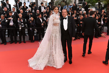Gilles Mansard 'Burning (Beoning)' Red Carpet Arrivals - The 71st Annual Cannes Film Festival