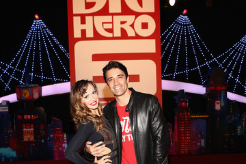 Gilles Marini 'Big Hero 6' Premieres in Hollywood