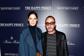 Gilles Mendel 'The Happy Prince' New York Screening
