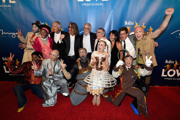 Gilles Ste-Croix 'The Beatles LOVE By Cirque du Soleil' Celebrates Its 10th Anniversary At The Mirage In Las Vegas