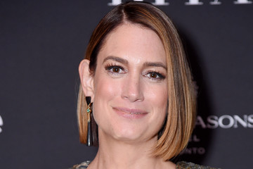Gillian Flynn The Hollywood Foreign Press Association And InStyle Party At 2018 Toronto International Film Festival - Arrivals
