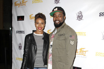 Gillian Iliana Waters Premiere Of Comedy Dynamics' 'The Fury Of The Fist And The Golden Fleece' - Red Carpet