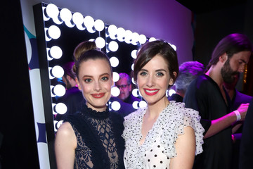 Gillian Jacobs Alison Brie Netflix FYSee Kick Off Party - Inside