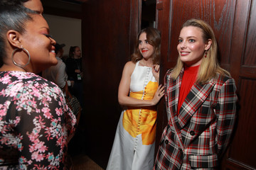 Gillian Jacobs Alison Brie Vulture Festival Presented By AT&T - Heineken Green Room - Day 2