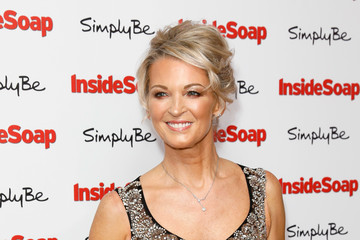 Gillian Taylforth Inside Soap Awards - Red Carpet Arrivals