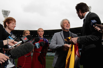 Gillon McLachlan AFL Grand Final Entertainment Media Opportunity