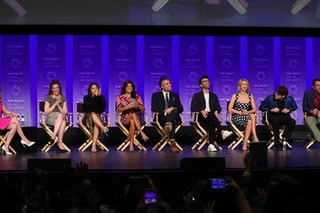 """Gina Rodriguez Yael Grobglas The Paley Center For Media's 2019 PaleyFest LA - """"Jane The Virgin"""" And """"Crazy Ex-Girlfriend"""": The Farewell Seasons"""
