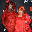 Ginger Minj Premiere Of Netflix's 'AJ And The Queen' Season 1 - Arrivals
