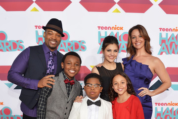 Ginifer King 5th Annual TeenNick HALO Awards - Red Carpet