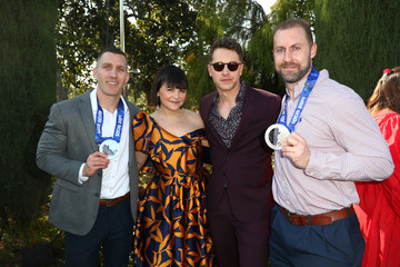 Ginnifer Goodwin GOLD MEETS GOLDEN 2020