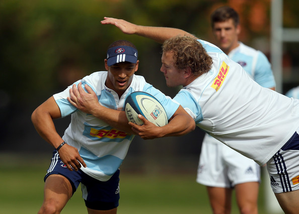 Stormers Training Session