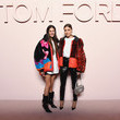 Giorgia Tordini Tom Ford FW 2019 - Arrivals - New York Fashion Week: The Shows