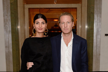 Giovanna Battaglia Laurence & Patrick Seguin Host an Intimate Dinner in Celebration of the Opening of Their London Gallery