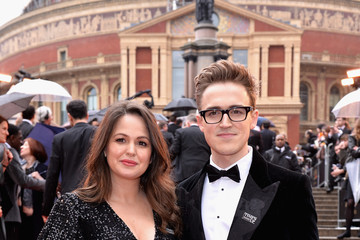 Giovanna Fletcher The Olivier Awards With Mastercard - VIP Arrivals