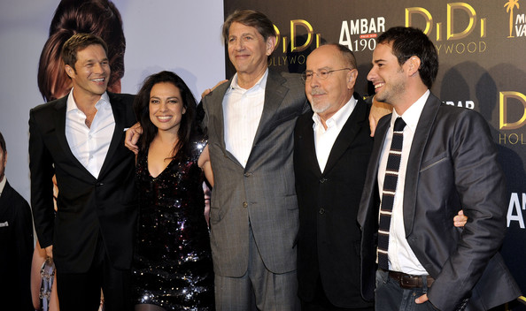 'Didi Hollywood' Premiere In Madrid [event,premiere,suit,formal wear,white-collar worker,paul sculfor,peter coyote,bigas luna,giovanna zacarias,luis hacha,didi hollywood,l-r,madrid,premiere,premiere]