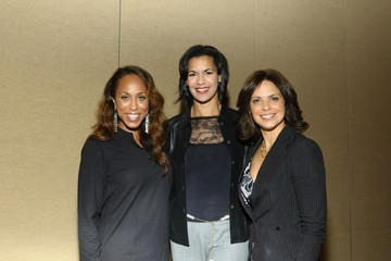 Fredricka Whitfield Girls Who Rule The World Mentoring Weekend And The Steve & Marjorie Harvey Foundation - Day 1