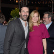 Jon Hamm and Jennifer Westfeldt Photos