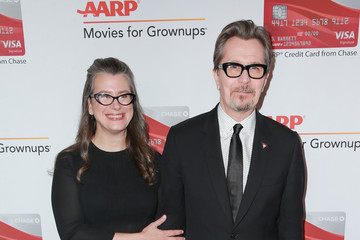 Gisele Schmidt AARP's 17th Annual Movies For Grownups Awards - Arrivals