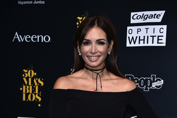 Giselle Blondet People En Espanol's '50 Most Beautiful' 2016 Gala