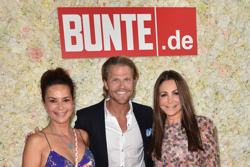 Gitta Saxx Red Summer Night Of Bunte In Munich