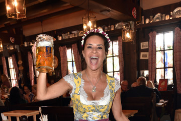 Gitta Saxx Charity Lunch at 'Zur Bratwurst' - Oktoberfest 2016