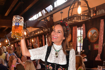Gitta Saxx 4th Charity Lunch At 'Zur Bratwurst' - Oktoberfest 2019