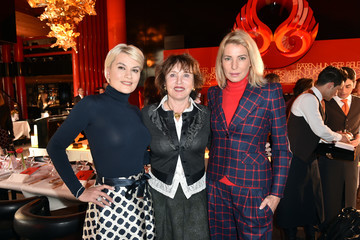 Giulia Siegel DKMS Life Charity Ladies Lunch In Munich