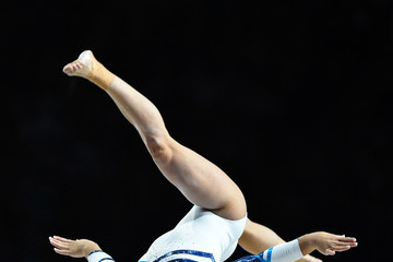 Giulia Steingruber Artistic Gymnastics World Championships - Qualifications