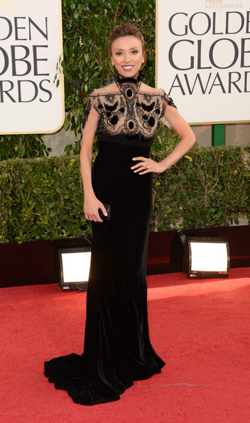 Giuliana Rancic - 70th Annual Golden Globe Awards - Arrivals