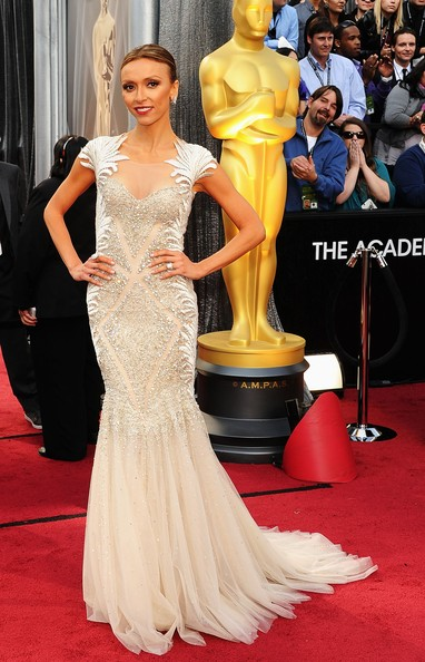 Giuliana Rancic - 84th Annual Academy Awards - Arrivals