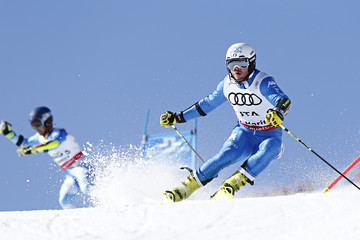 Giuliano Razzoli FIS World Ski Championships - Alpine Team Event