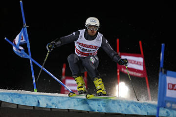 Giuliano Razzoli Audi FIS Alpine Ski World Cup - Men's and Women's City Event