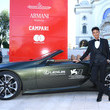 Giulio Base Lexus at The 77th Venice Film Festival - Day 1