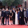 "Giulio Base ""Bar Giuseppe"" Red Carpet - 14th Rome Film Fest 2019"