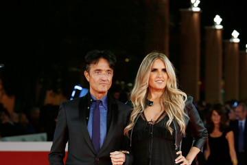 Giulio Base Opening Ceremony and 'Hostiles' Red Carpet - 12th Rome Film Fest