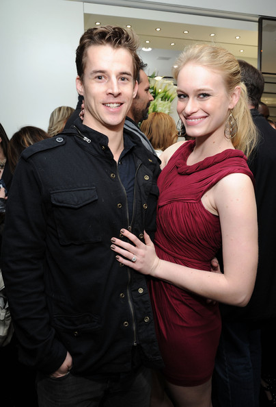 Leven Rambin and geoff clark